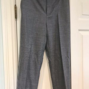 New gray slacks